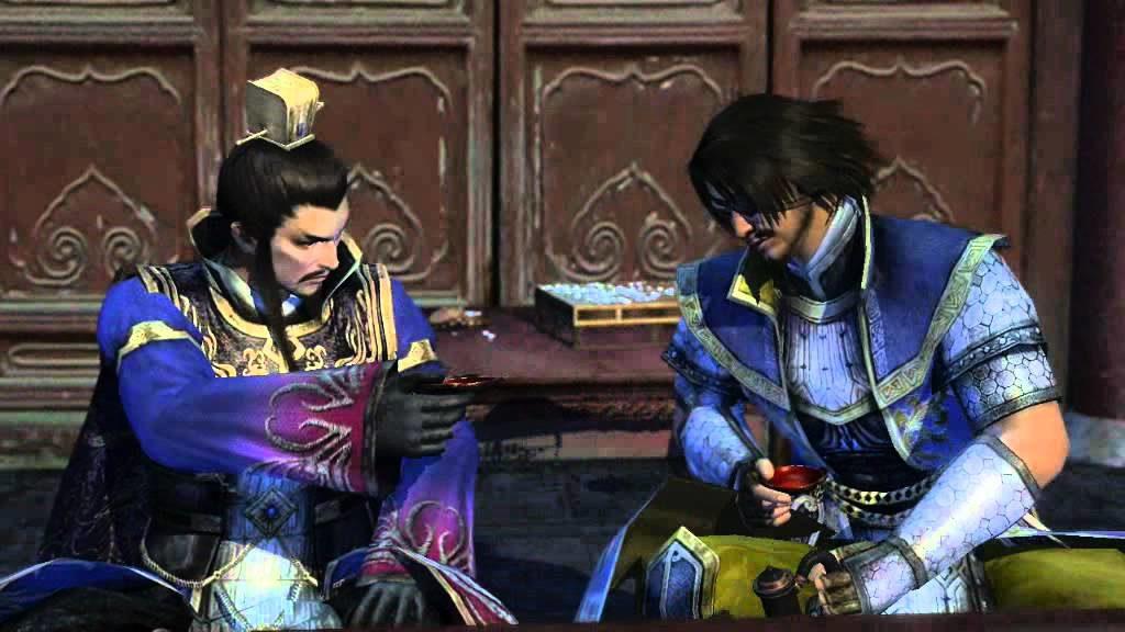 Cao Cao x Xiahou Dun